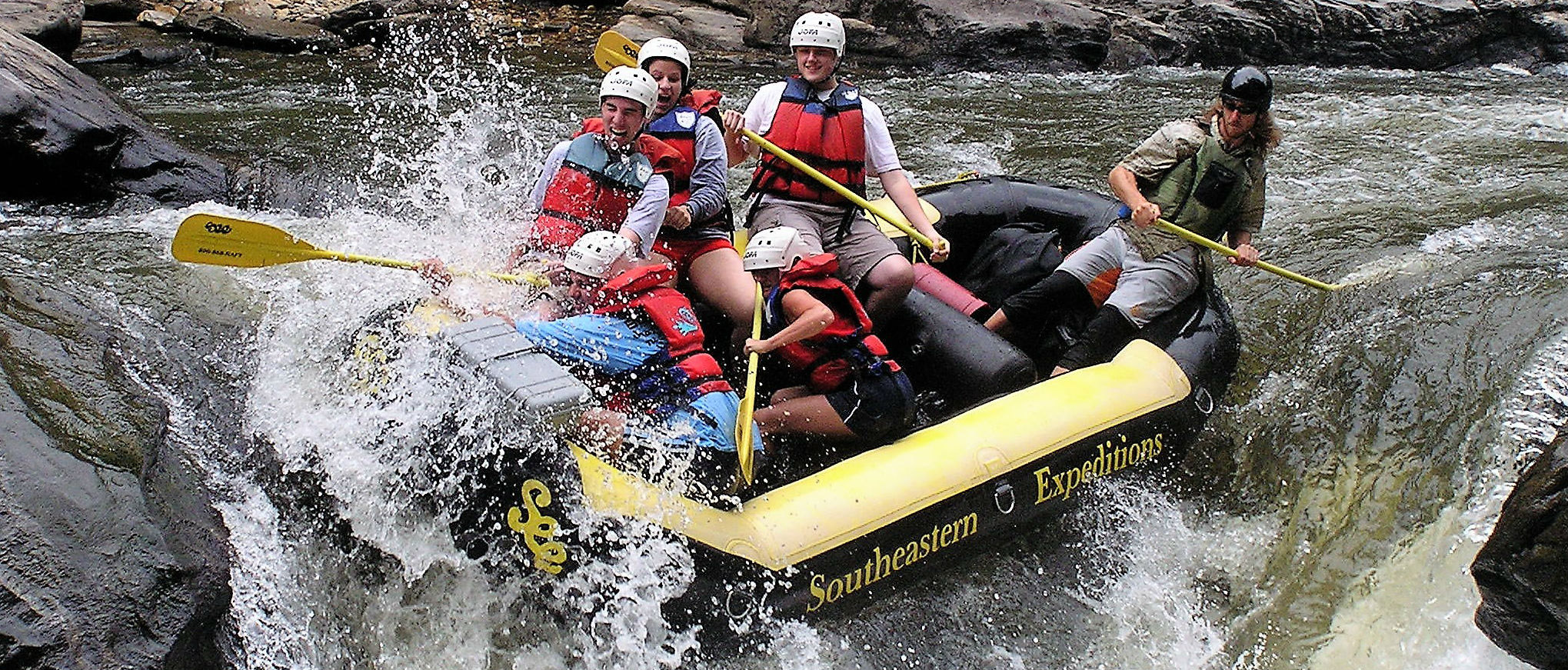 Chattooga-River-Rafting